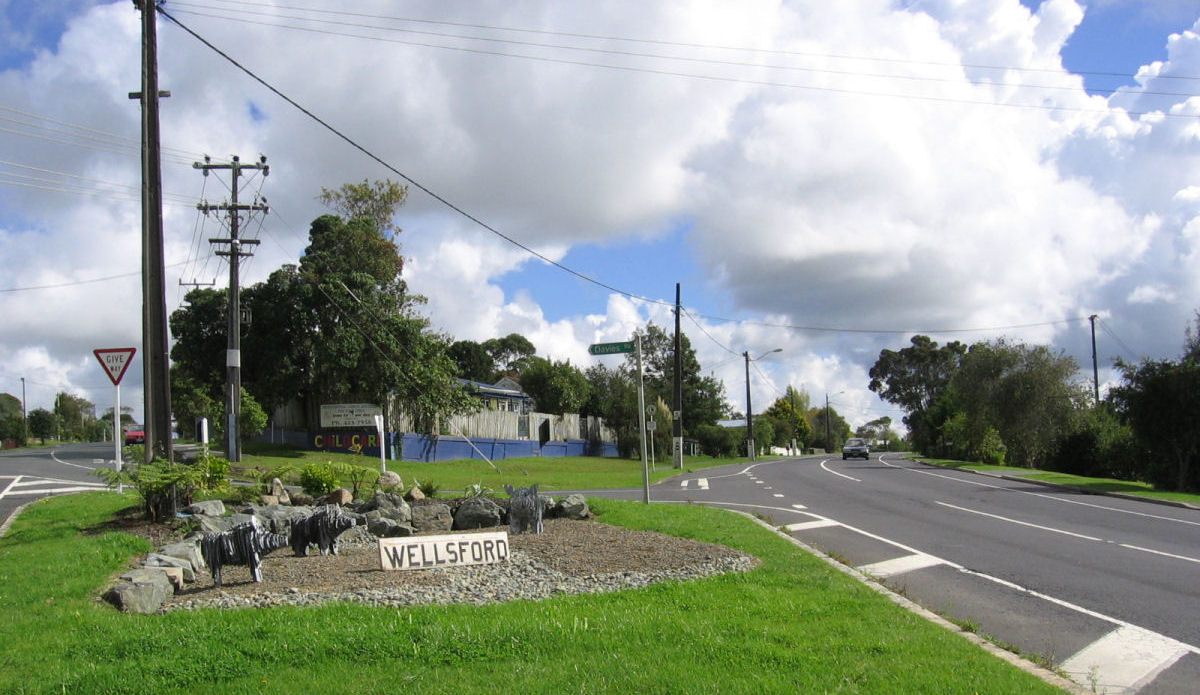 Wellsford New Zealand  city images : Bouwman in New Zealand