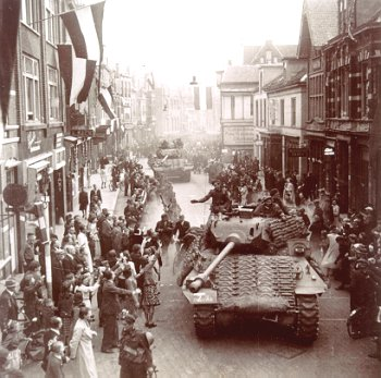 Liberation of the netherlands essays